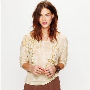 Free People Windows of Lace top